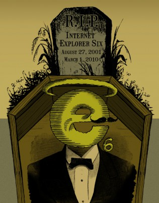 Announcement | IE6 Funeral